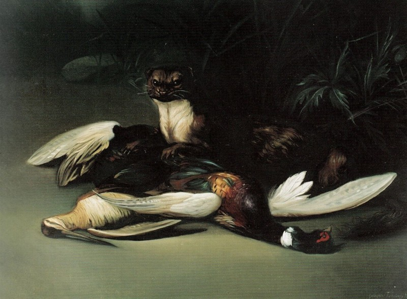 Giovanni Tommasi Ferroni - Una Fauna