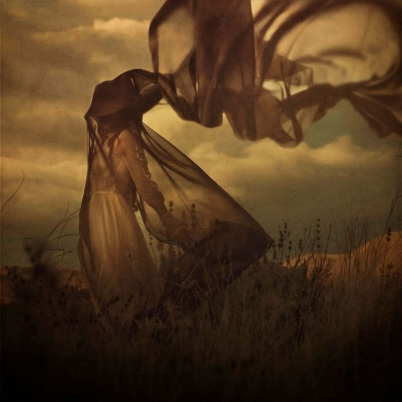 Brooke Shaden - The day I caught the clouds