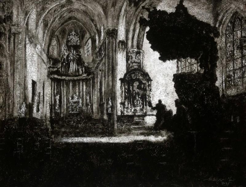Walter Elst - Sint Aureliuskerk Antwerpen