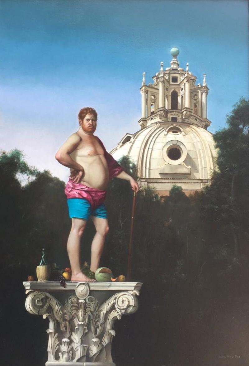 Giovanni Tommasi Ferroni - Stilita Romano (T120)