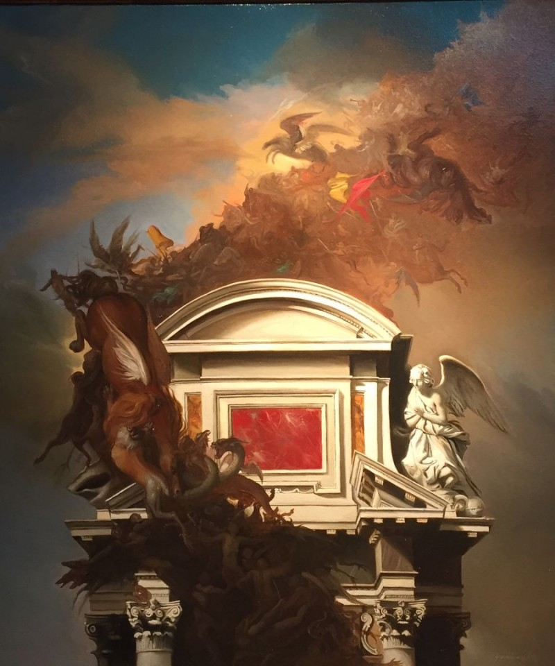 Giovanni Tommasi Ferroni - Bataglia Aerea (T169)