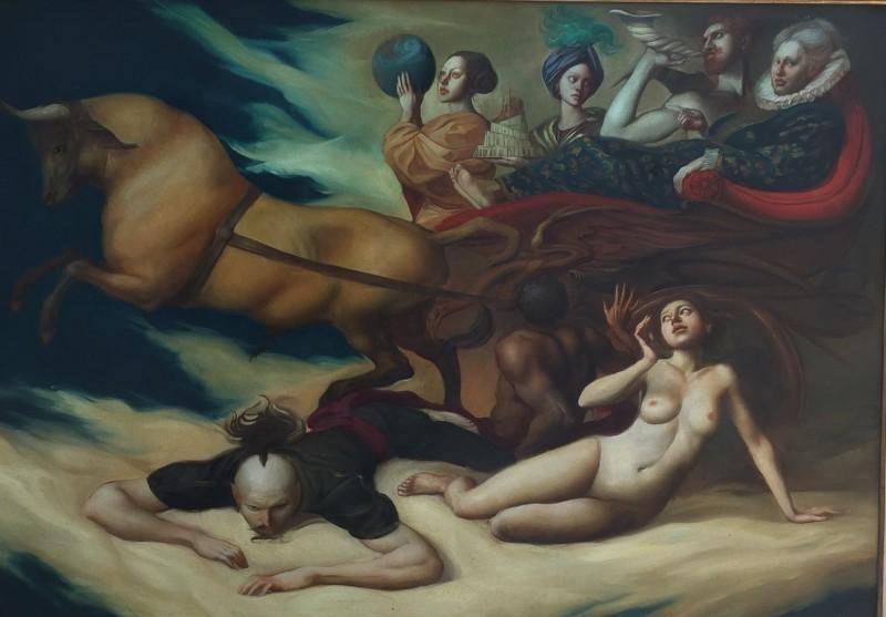 Giovanni Tommasi Ferroni - Studio per La Regina (T273)