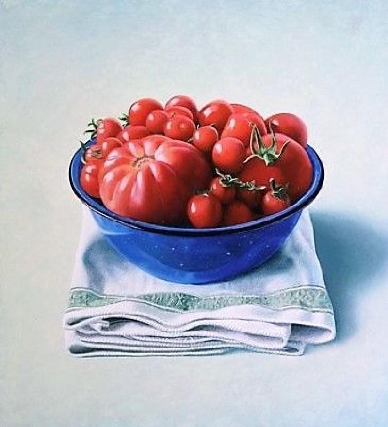 Con van Velsen - Tomaten in kom