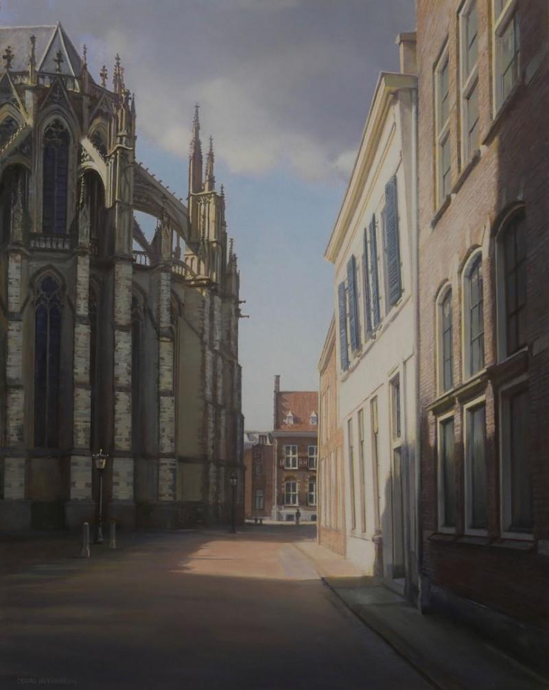 Gerard Huysman - Achter de Dom, Utrecht