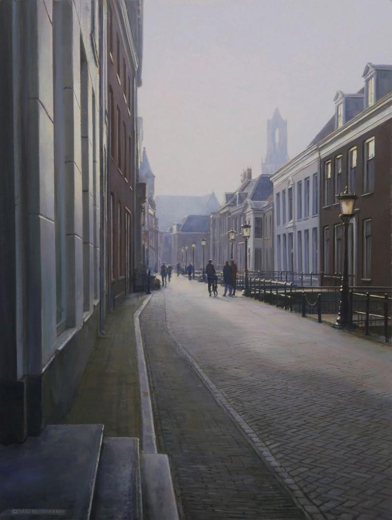 Gerard Huysman - Drift, Utrecht
