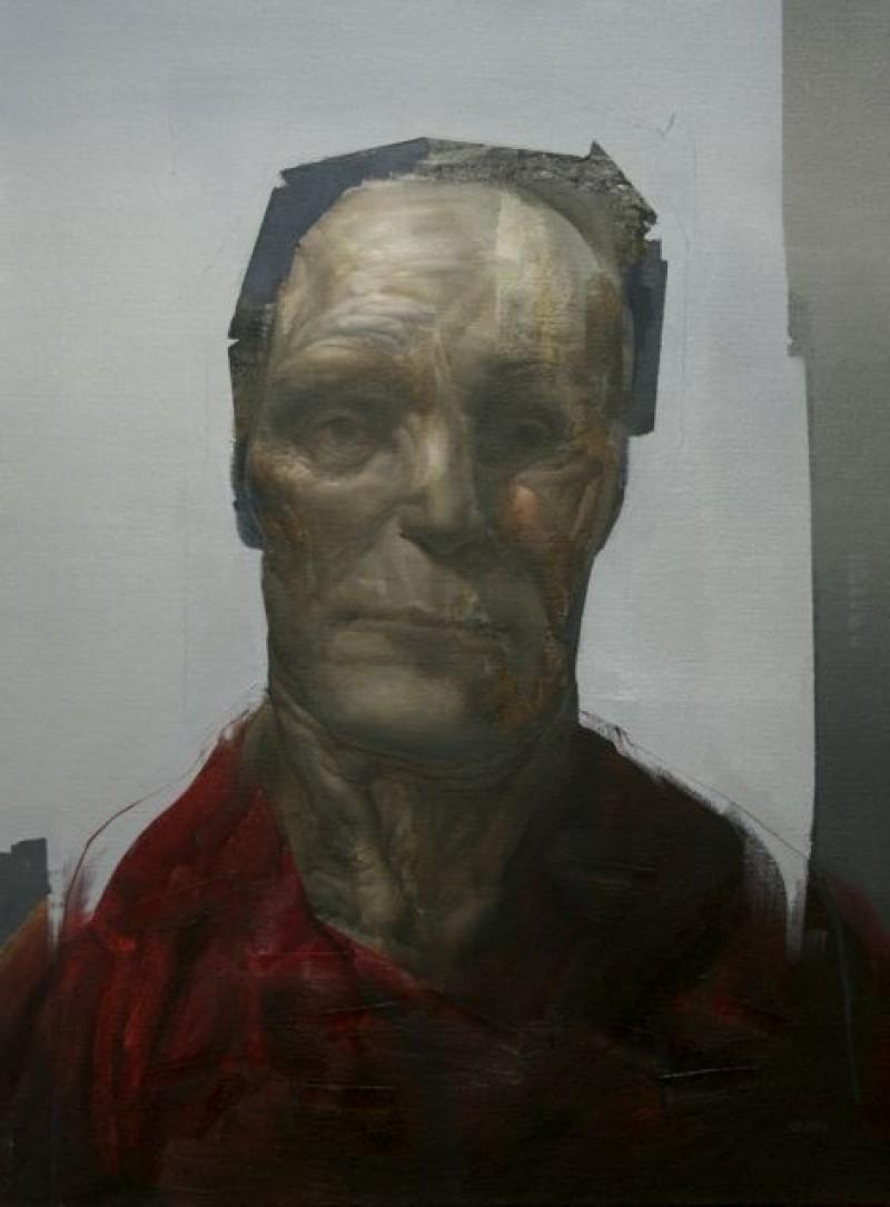 Daniel Ochoa - Vieja Portrait