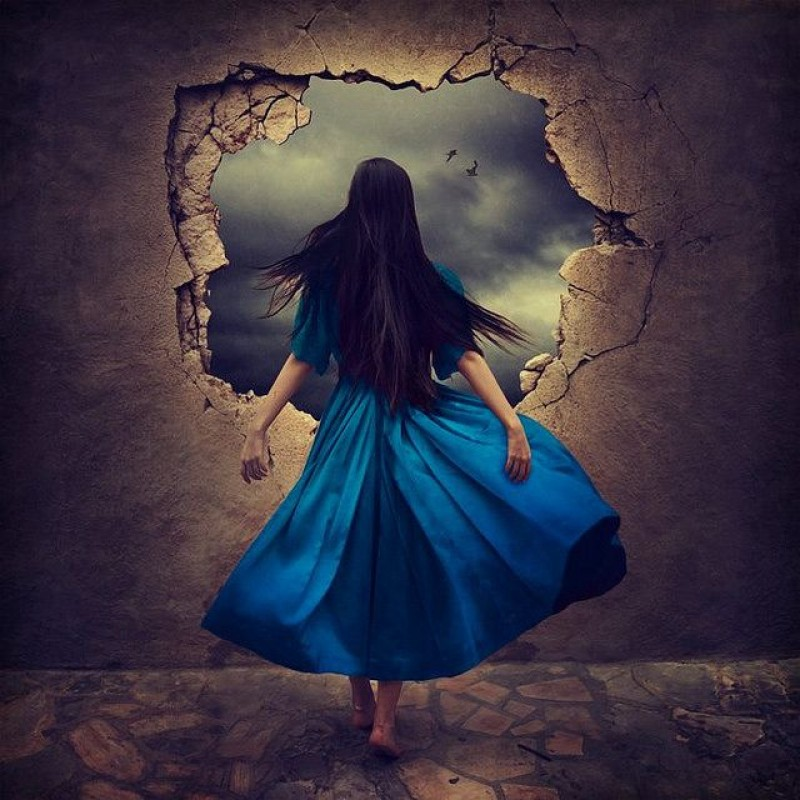Brooke Shaden - We are infinite