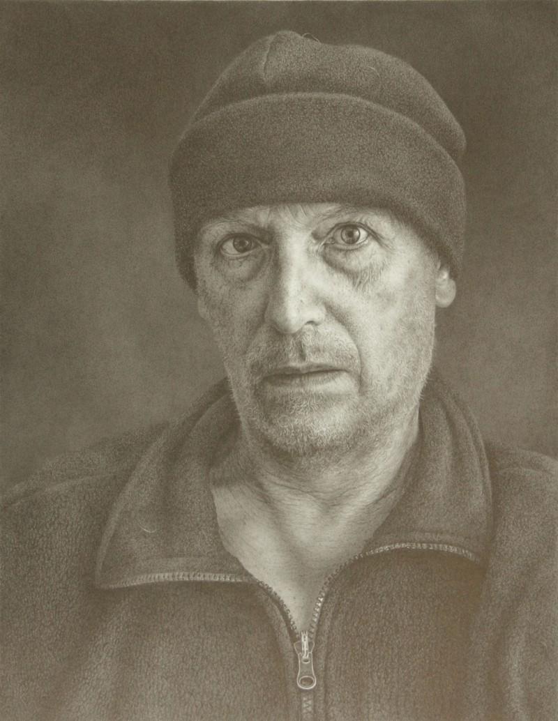 Wiebe Maliepaard - Zelfportret