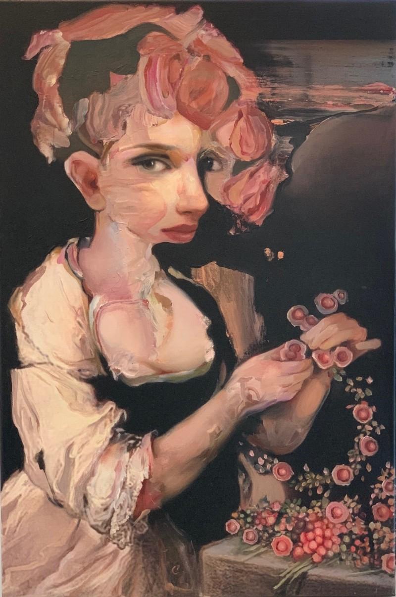 Caroline Westerhout - I like my windows bleu,she said, and nipples, just like you