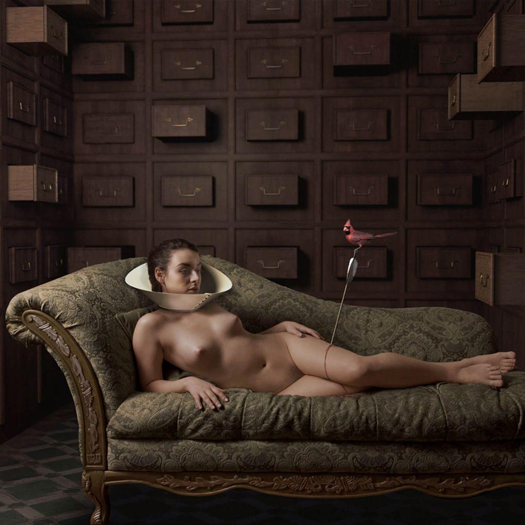 Jamie Baldridge - A Quiet Regency Study