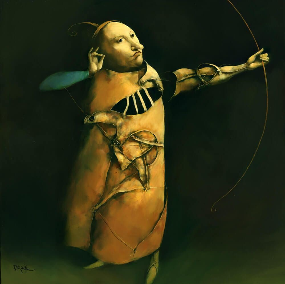 Georges Mazilu | Le Archer