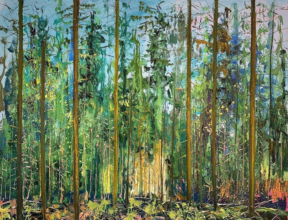Gertjan Scholte-Albers | Bos naalden