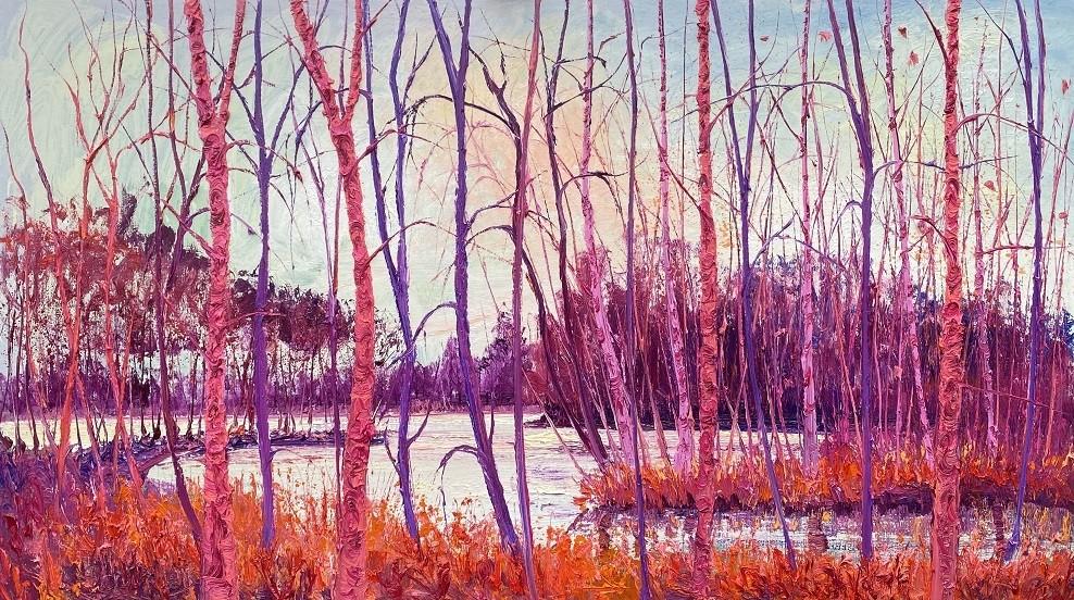 Gertjan Scholte-Albers | Pinkie Lake
