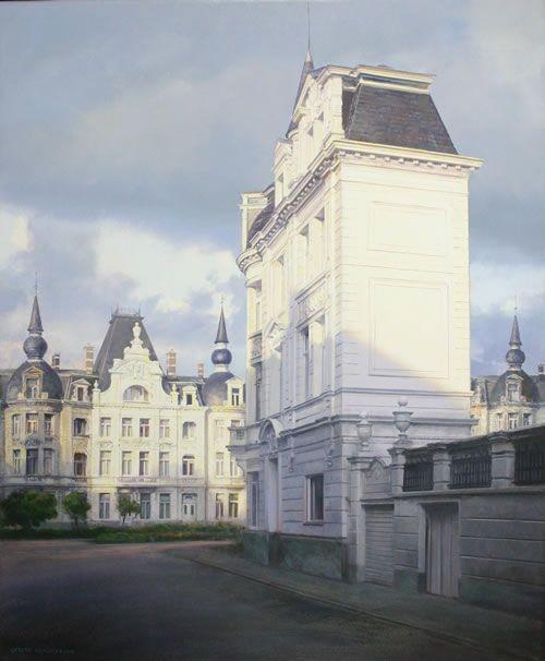 Gerard Huysman - Antwerpen