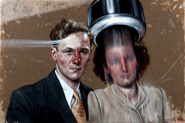Eddy Stevens   Human Behaviour no. 16