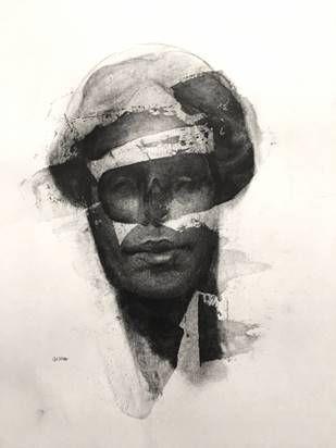 Daniel Ochoa - Portrait study 2