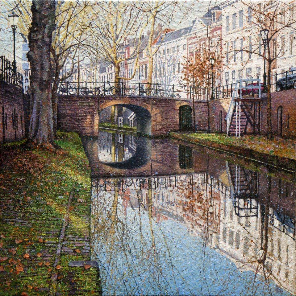 Willem van der Hofstede | Nieuwegracht Utrecht III
