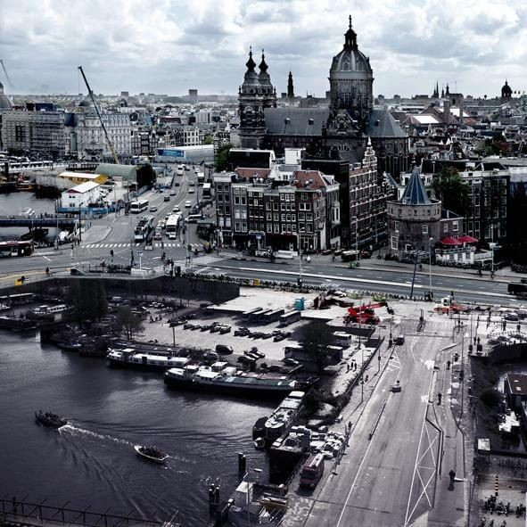 - Tenth floor - Amsterdam