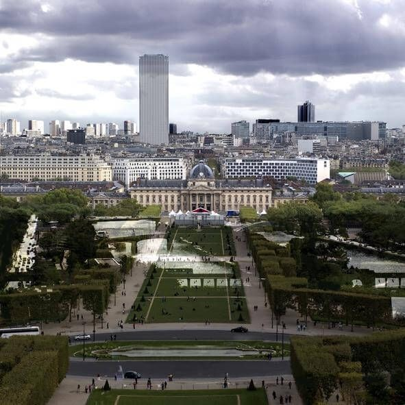 - Tenth floor - Parijs 1
