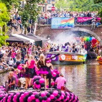 3e CANALPRIDE UTRECHT | The Magic is You