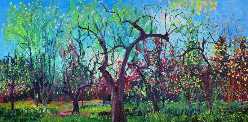 Gertjan Scholte-Albers - Appelbomen