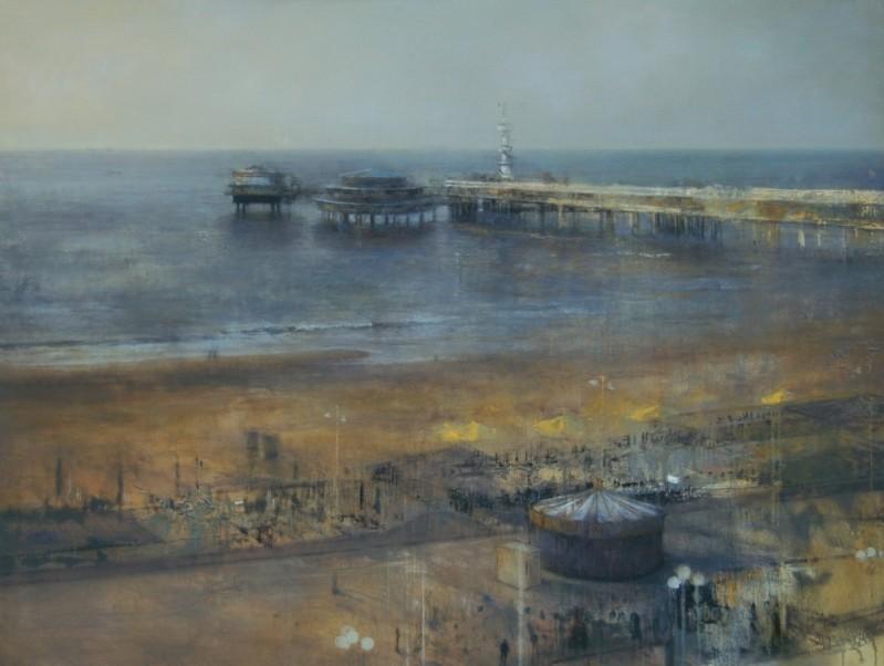 Candace Charlton - De Pier van Scheveningen