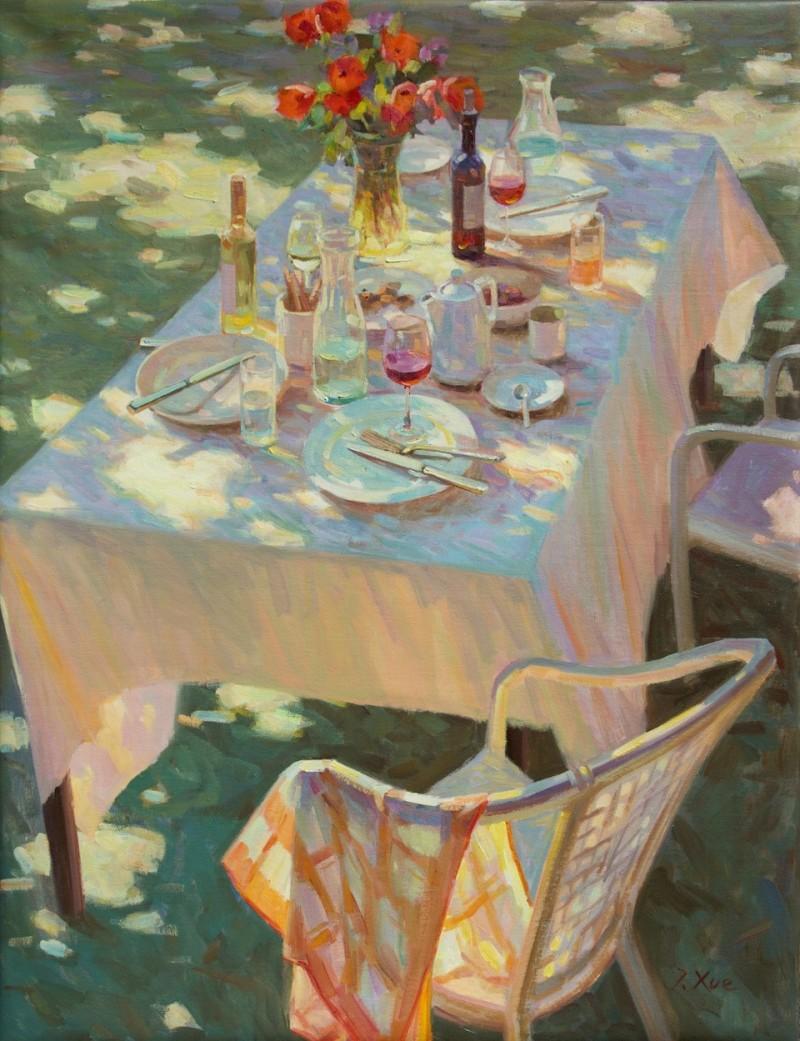 Juane Xue - Lente lunch