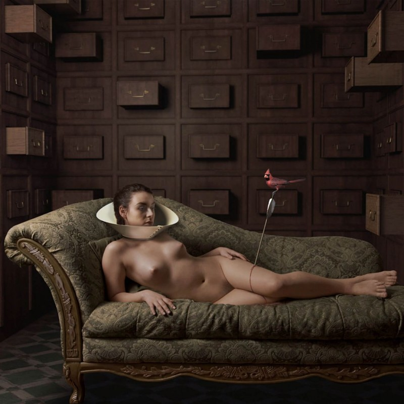 Jamie Baldridge - A Quiet Regency Study