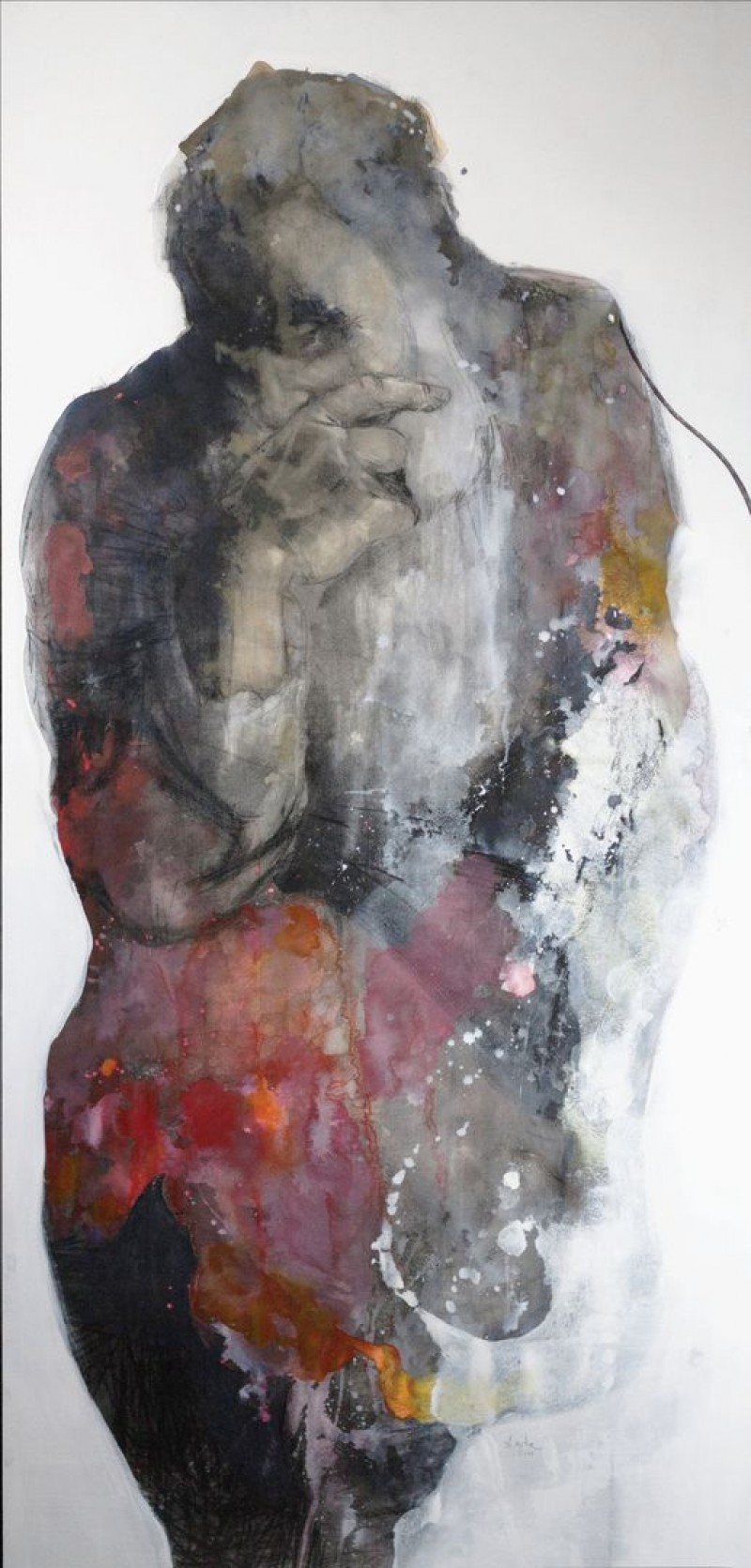Anita Vermeeren - Klassieke oudheid naar Michelangelo profeet Jeremiah