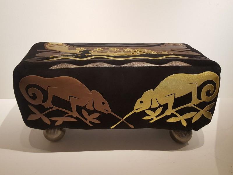 Fong Leng - Ottoman Reptilia