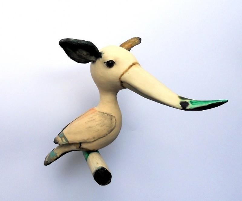 Corjan Nodelijk - Bird model