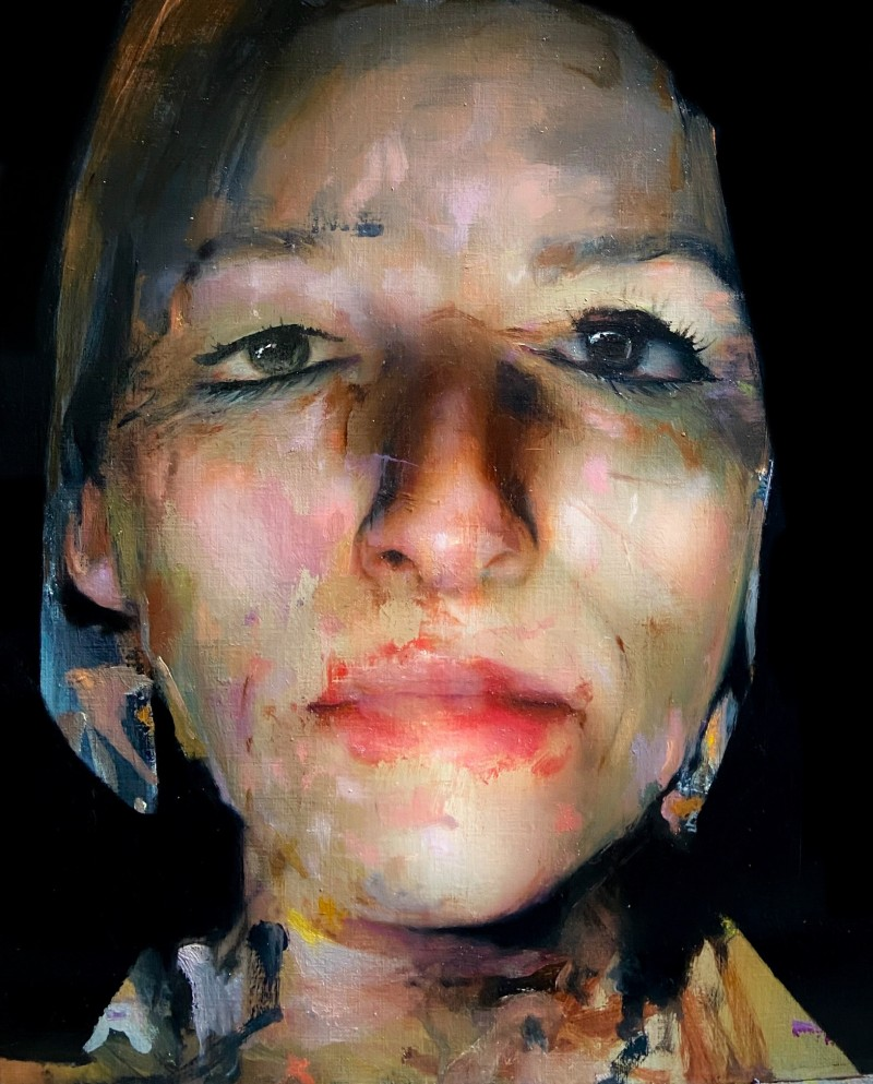 Caroline Westerhout - Closed eyes