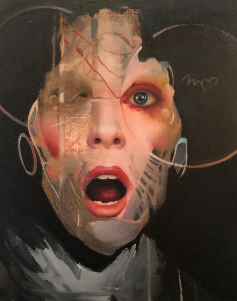 Caroline Westerhout - De vrezer