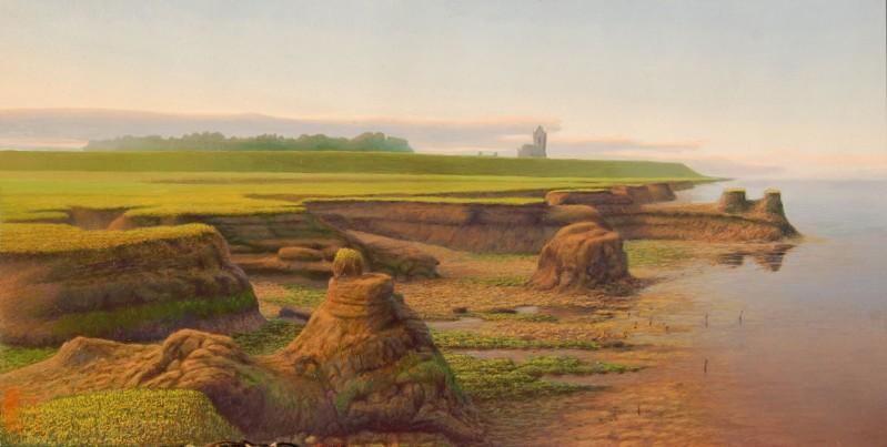 Hans Parlevliet - De klippen bij moddergat