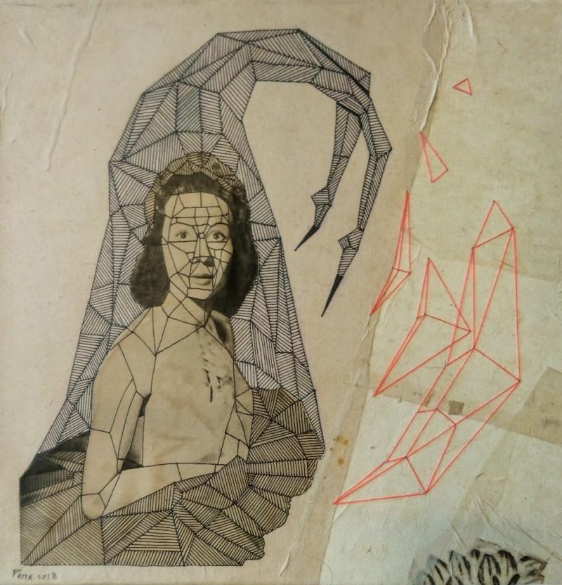 Cecile Perra - Sketch 9