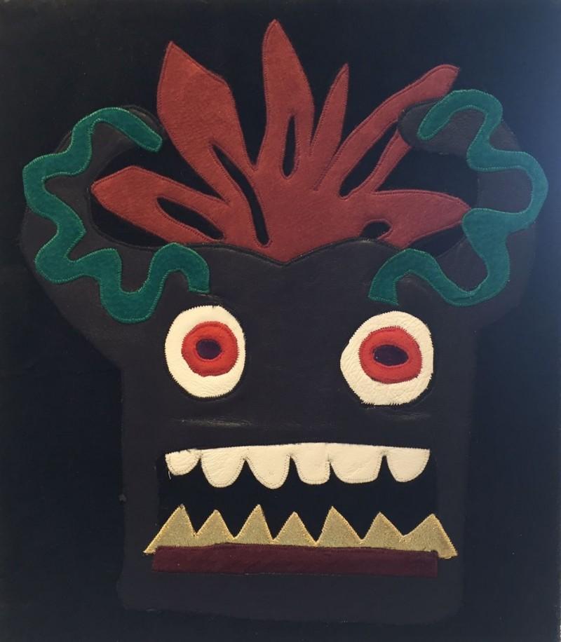 Fong Leng - Masker 1