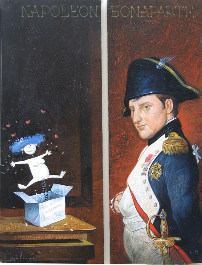 Manuel Lopez Herrera - Napoleon Bonaparte