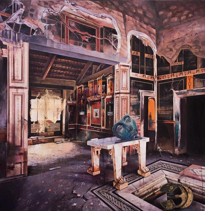 Bierenbroodspot - Interior III