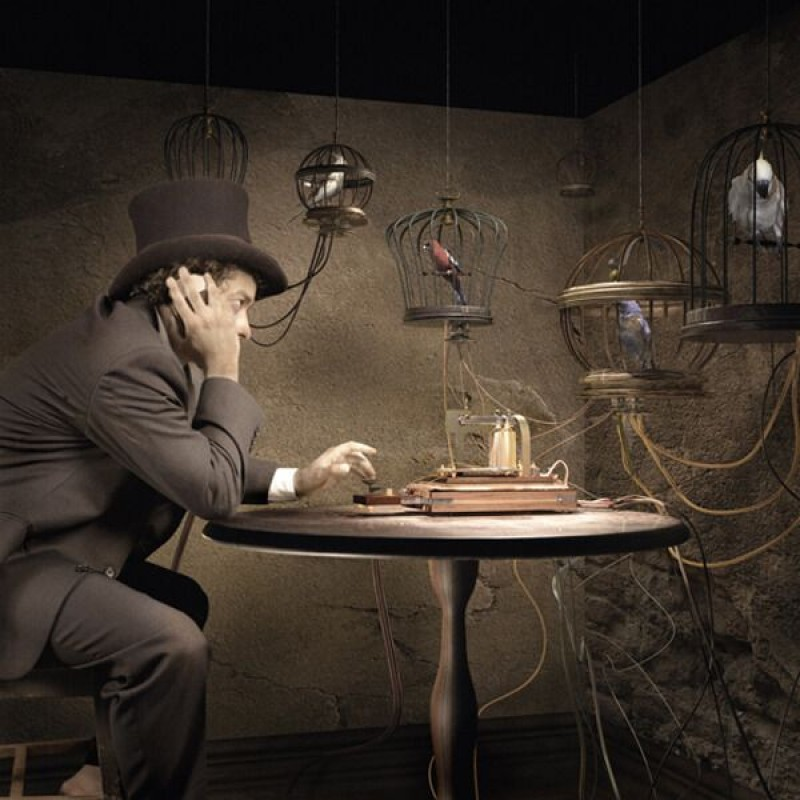 Jamie Baldridge - Lost Telegraphic
