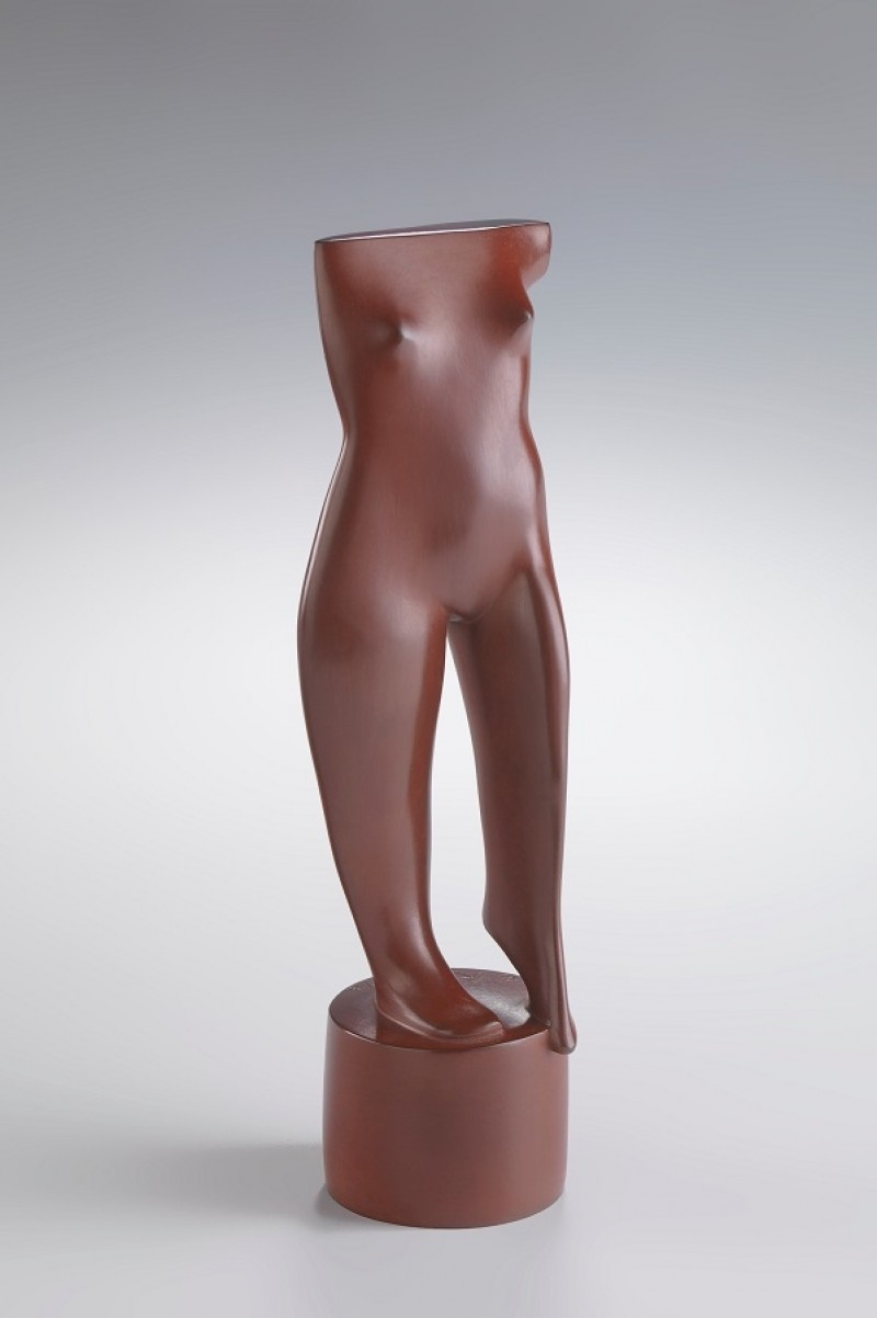 Kobe - Staande torso voetje vooruit