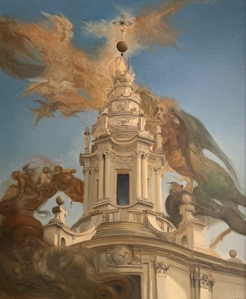 Giovanni Tommasi Ferroni - L 'Ombra di Gerioni
