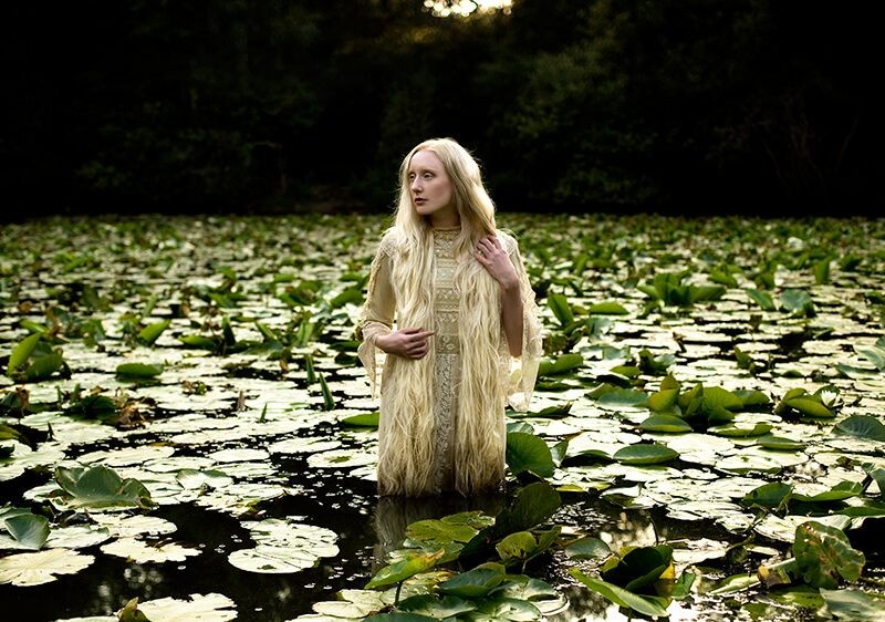Kirsty Mitchell - Lady of the Lake