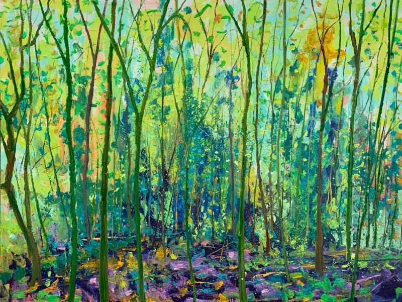 Gertjan Scholte-Albers - Late Spring Foliage