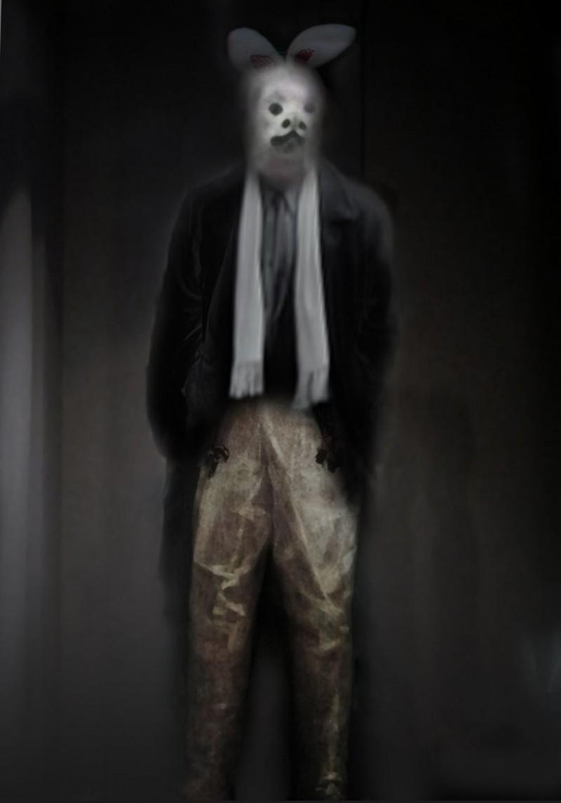 Barbara de Vries - Man with Mask