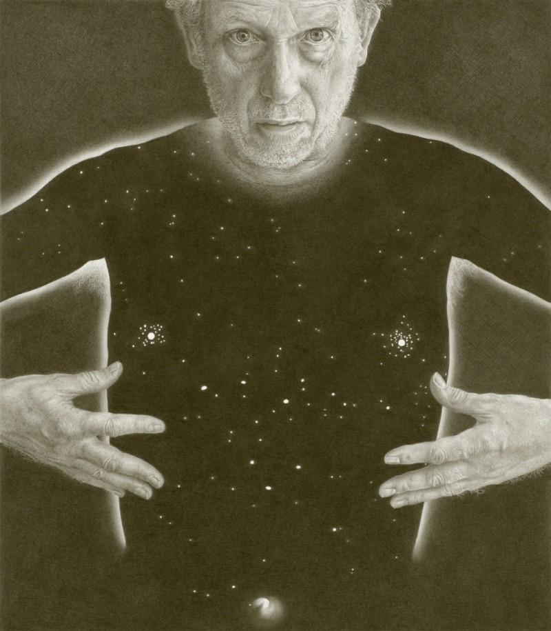Wiebe Maliepaard - My body is my universe