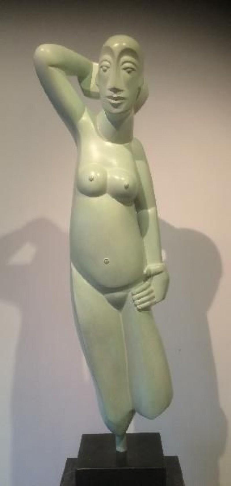 Theo Mackaay - Nudo