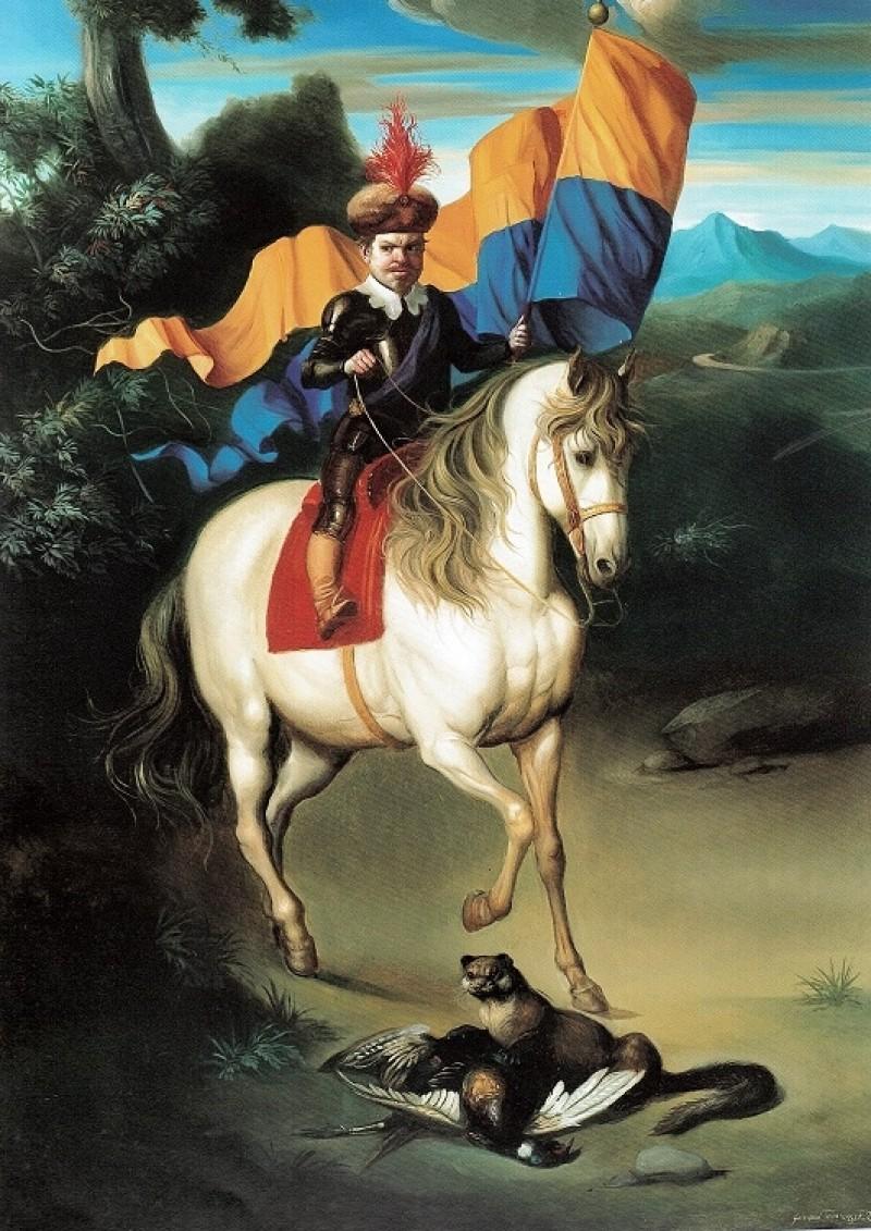 Giovanni Tommasi Ferroni - Piccolo Conquisatore