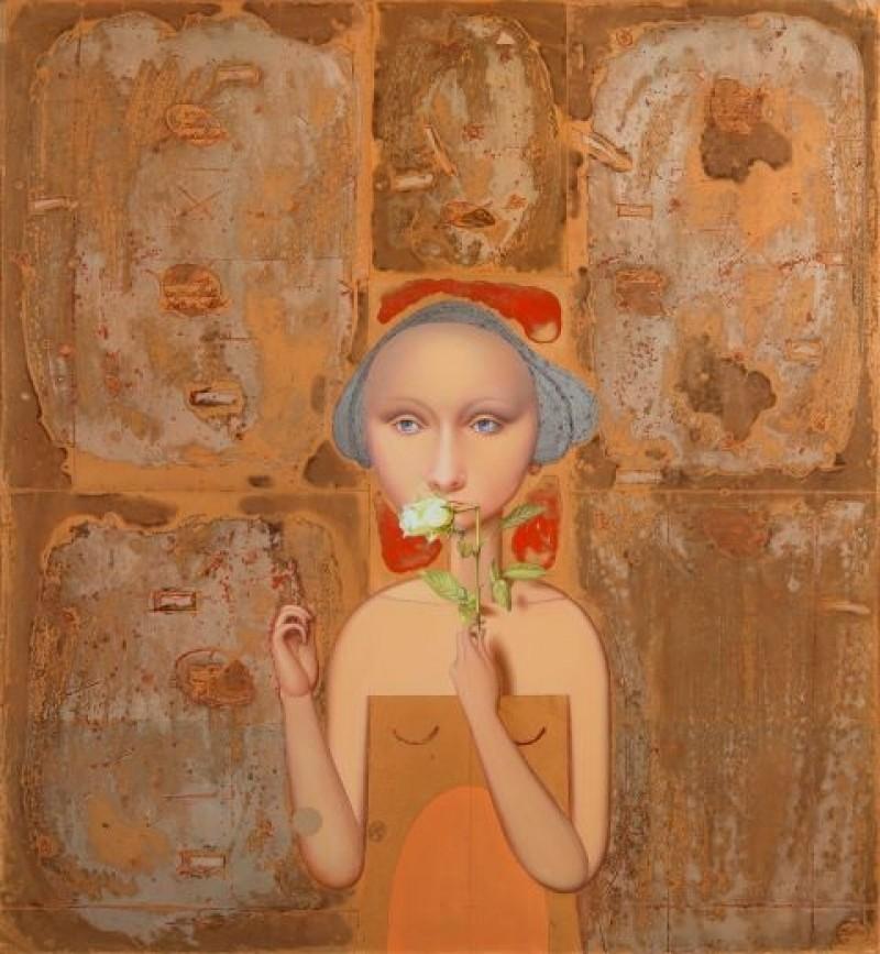 Kalvis Zuters - Poetess