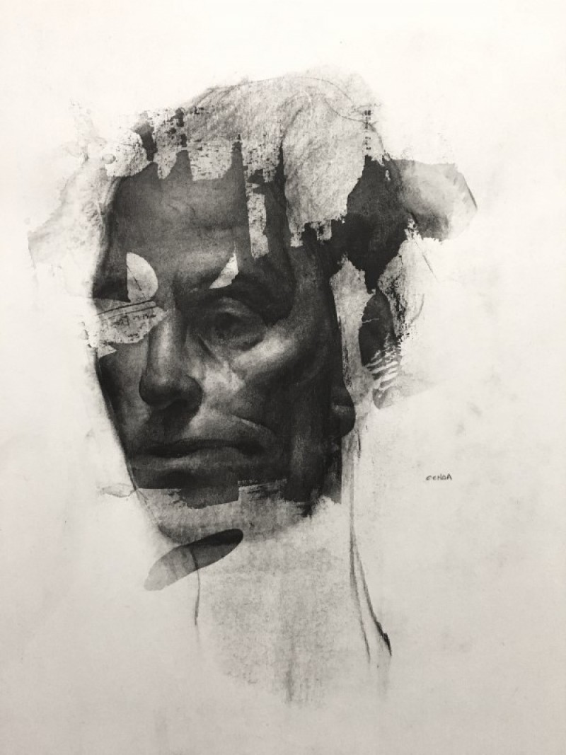 Daniel Ochoa - Portrait Study