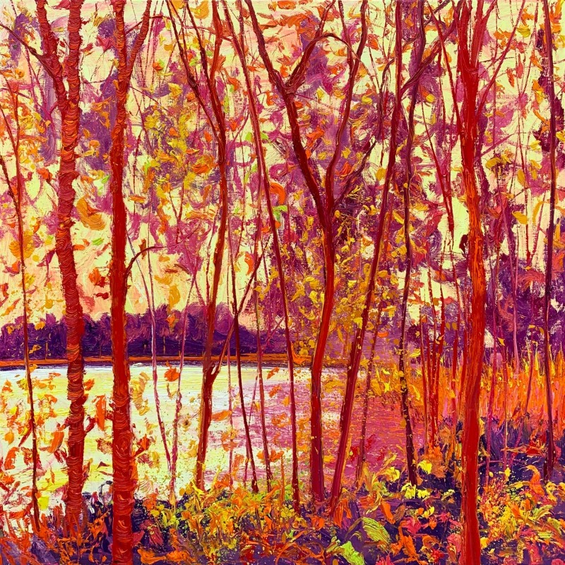 Gertjan Scholte-Albers - Red P Lake Forest